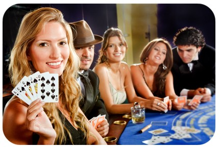 Online Casinos and On land Casinos: It's A Push
