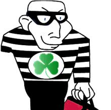 Erin go bleagh: Dublin wants 'one-armed bandits' gone