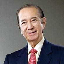 Casino magnate Stanley Ho leaves Hong Kong hospital