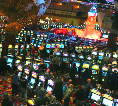 Rhode Island Looking Over Shoulder At Massachusetts Gambling Expansion