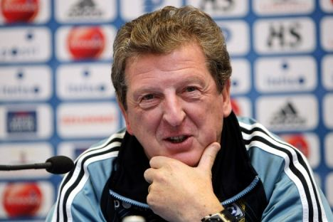 Roy Hodgson wins LMA Manager of the Year