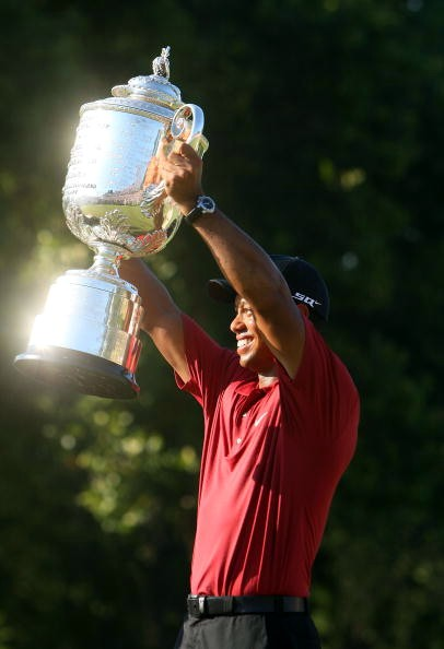One Is The Loneliest Number For Tiger Woods