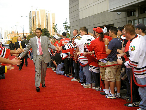 Young, BlackHawk And Don't Give A Puck