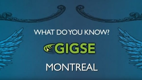What do you know? GIGSE Conference