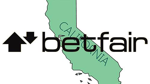 California next port of call for Betfair?