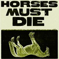 Is horse racing entirely populated by neigh-sayers?