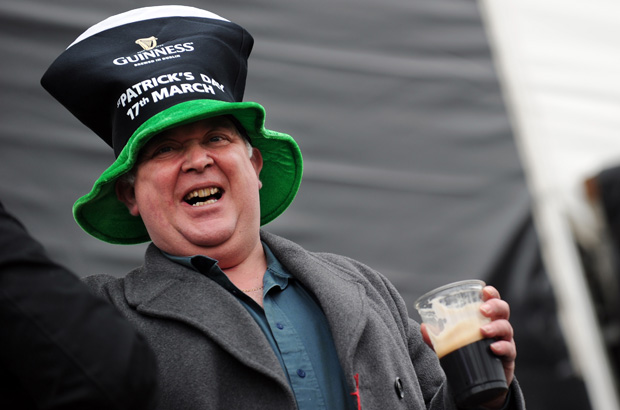 Bookies take a pounding on St Patrick's Day
