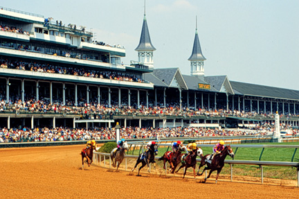 Bodemeister listed as 2012 Preakness Stakes favorite