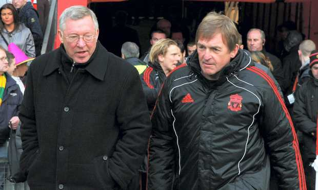 Fergie's face may be a lot more red come Sunday