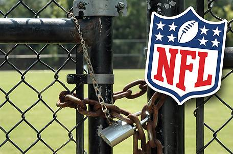 NFL Lockout hits a snag