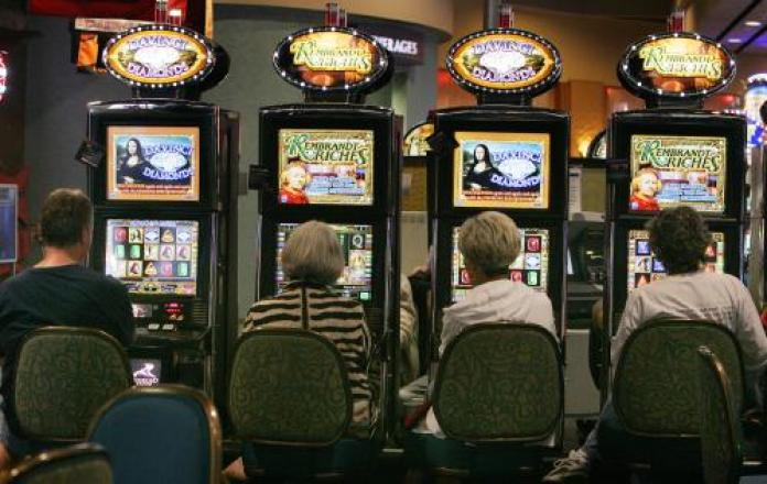 Oklahoma tribal casinos recession proof