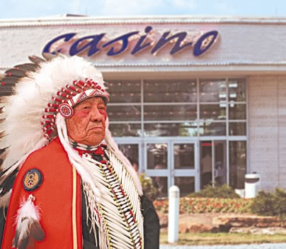 Tribal casino revenue falls and adds weight behind online gaming