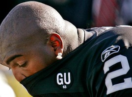 JaMarcus Russell sacked by life coach