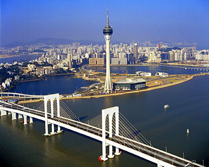 Macau as the Leading Gambling Hub in Asia