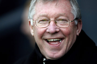 Unprecedented treble looking more likely for Fergie