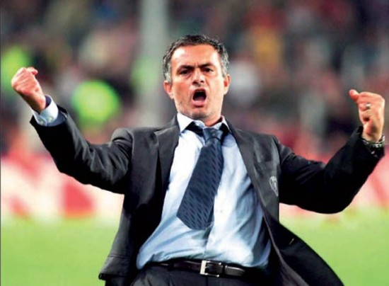 Mourinho rewarded with an arduous task