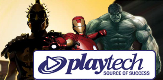 Playtech has joint venture to thank for figures
