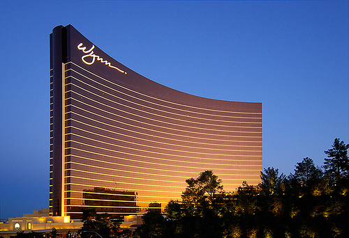 Wynn shares on the up as CEO is a wynner