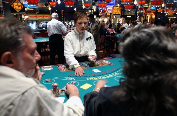 Blackjack player takes Atlantic City to the cleaners