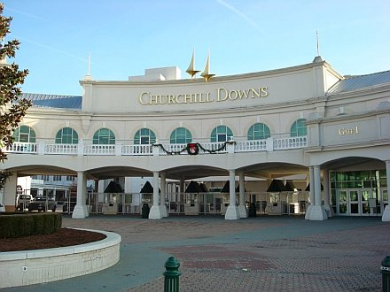 Churchill Downs ownership reveal increasing reliance on online and gaming