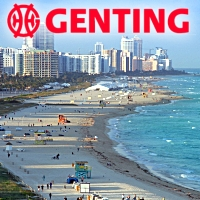 Genting purchases 14 acres of Miami waterfront, hopes for casino law change