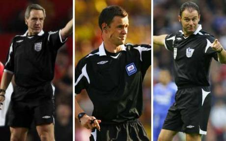 Officials at the centre of controversy once again