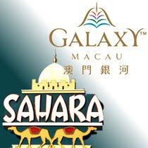 The sun sets on the Sahara, rises on the Galaxy Macau