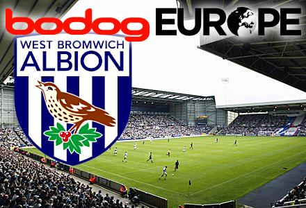 West Bromwich Albion bag Bodog booty