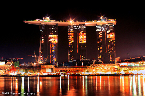 Singapore to overtake Vegas in the casino market