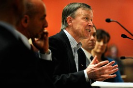 Governor Hickenlooper calls for gaming commission members heads