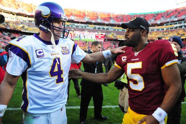 McNabb traded to Minnesota Vikings