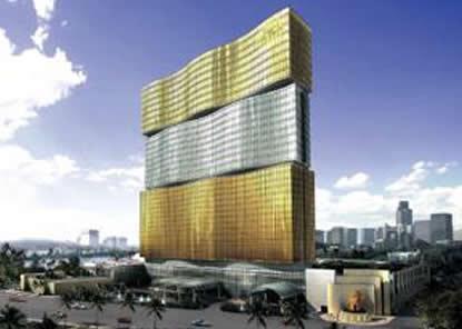 MGM Resorts upgraded; Macau hotel visitors up