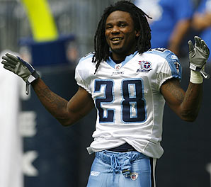 Chris Johnson hold out continues