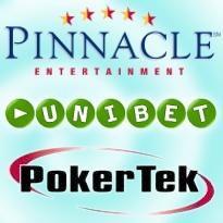 Q2 report cards: Unibet Group, Pinnacle Entertainment, PokerTek
