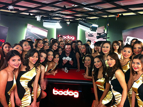 CalvinAyre.com to Cover Bodog88 Live Dealer Launch Party