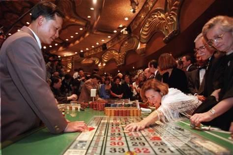 Potential Asian gambling hot spots