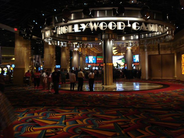 Hollywood Casino helps build while Hoosier Lottery wastes taxpayer's money