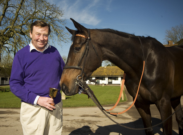 Nicky Henderson is preparing Long Run for battle at William Hill King George VI Chase