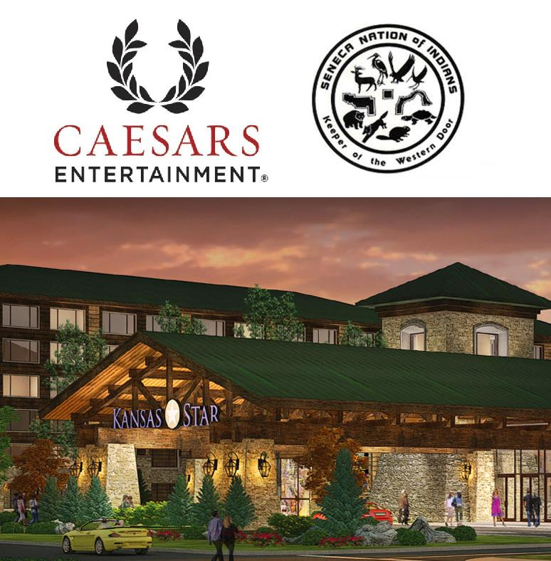 Kansas Star given all clear to open; Senecas begin casino hotel expansion; Ohio casino plans on track