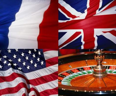 French gambler blames government for loss; Sheffield casino plans look hopeful; Horseshoe Casino Cleveland accepts applications
