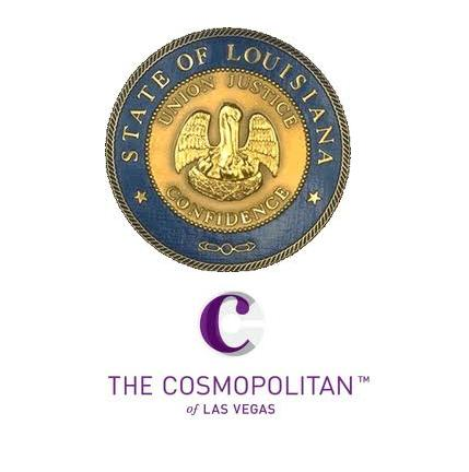 Louisiana casinos takings down; Cosmopolitan Las Vegas celebrates a year on the strip