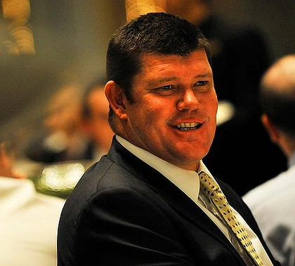 Packer slams Aussie Labour's proposed gambling laws