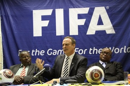 FIFA make 2012 the year to end underground match-fixing industry