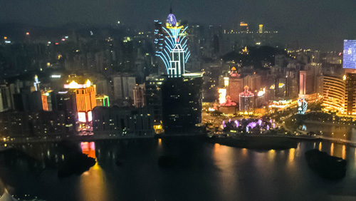 Macau's January 2014 revenue figures up by just 7 percent