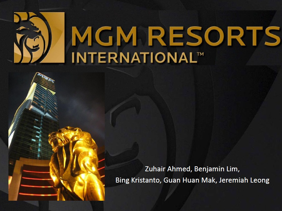MGM Resorts International enter new domain fight