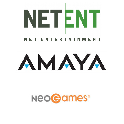 Amaya and CryptoLogic come to agreement; NeoGames itching the scratch; NetEnt brings new slot to the table