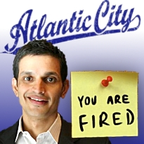 "Atlantic City back in the red; Sydney casino GM fired for ""behavior in work setting"""
