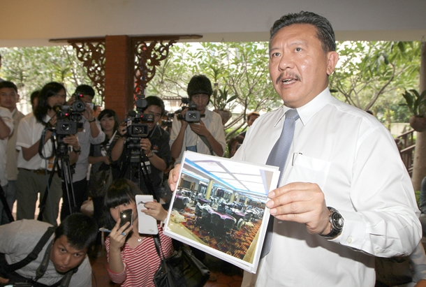 Thailand MP accuses police of failing to uncover illegal casinos