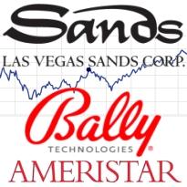 Las Vegas Sands Q4 net income up 17%; Bally, Ameristar profits fall