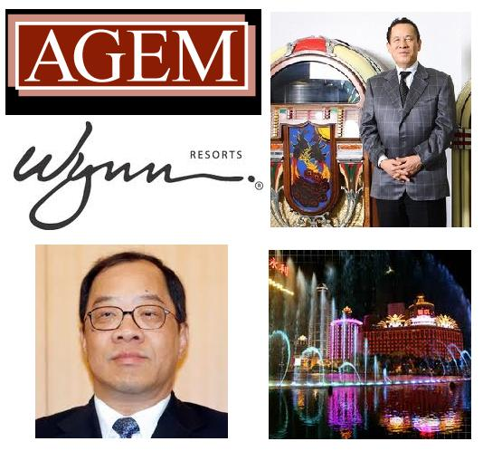 AGEM Index shows increase in gaming equipment stocks; Kazuo Okada case update; China lottery contract extended